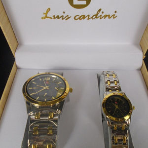 Accessories - His & HersMatching Watches(luis cardini)